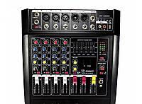 Аудио микшер Mixer BT-5200D 5ch.