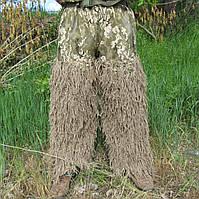 Брюки Кикимора костюма маскировочного Леший Ghillie из ткани
