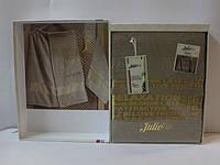 """Набор для сауны махровый """"Julie"""" Spa, юбка и лицо. Турция. арт.1034"""