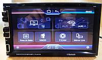 """Автомагнитола 2 Din Pioneer PI-803 GPS 7"""" Экран GPS,DVD, TV/FM + КАРТЫ GPS+ КАМЕРА!"""
