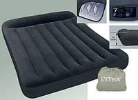 Двуспальный надувной матрас Intex 66770 (191 cм х 183 см)