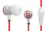 Вакуумные Наушники iBeats by Dr.Dre with Control Talk Белые