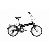Электровелосипед складной VAUN Egon 20 Schwarz