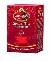 Чай черный + 7 индийских специй / Wagh Bakri Spiced Tea / 250 г