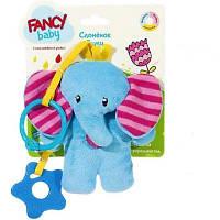 Игрушка-подвеска Слоненок Тими Fancy Baby, фото 1