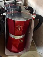 Гейзерная кофеварка Berlinger Haus  6 порций   Induction