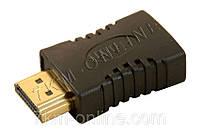 Переходник HDMI (папа) - HDMI (мама) DL-1360