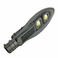 Уличный облегченный светодиодный светильник EUROLAMP COB 100W 6000K