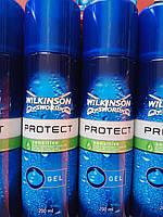 Гель для бритья Экстра Нежное прикосновение для склонной к аллергии кожи Wilkinson Sword Sensitiv 200 мл