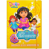 Папка для тетрадей картонная В5 «Dora» P-B5-LD-2 ПП03/17 Mandarin