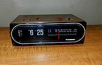 Часы радиобудильник Panasonic RC-6015 Назад в будущее, фото 1