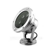 Светодиодный LED прожектор 6Вт водонепроницаемый, фото 1