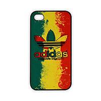 Чехол для iPhone 4/4S Adidas - Боливия