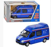 Детская инерционная машинка Почта Limo Toy M 5349 U/R