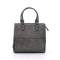 Женская сумка Little Pigeon S-53 Gray