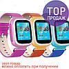 Детские умные часы с GPS трекером Q80 / Смарт беби вотч Q80 / детские ЧАСЫ - ТЕЛЕФОН smart watch