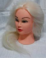 Голова учебная с натуральными волосами YRE-4-519RW YRE