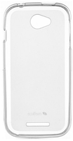 Чехол для сматф. MELKCO Lenovo A1000 Poly Jacket TPU (Прозрачный)