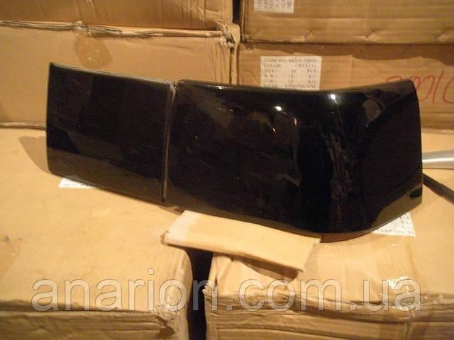 Диодные задние фонари на ВАЗ 2110 Агрессор (супер черные)
