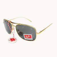 Солнцезащитные очки Ray Ban Aviator капли ( Рей Бен Авиатор ) , Киев