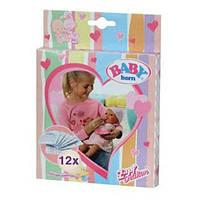 Каша для куклы BABY BORN для детей от 3 лет (12 пакетиков) ТМ Zapf 779170