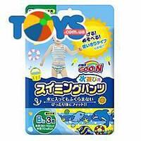 Трусики - подгузники для мальчиков от 12 кг GOO.N, 853036