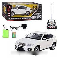 Машина радиоуправляемая 9828-3A BMW X6 (белая)