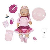 Кукла BABY BORN - ВОЛШЕБНЫЙ АНГЕЛ для детей от 3 лет (43 см, с аксессуарами) ТМ Zapf 821503