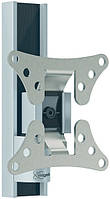 Крепёж настенный VOGELS WALL 1020 серебро