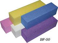 Баф четырехсторонний 10 шт в упаковке, баф полировочный YRE BF-00