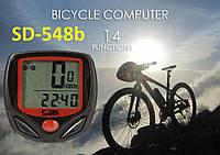 Велокомпьютер SunDing SD-548b