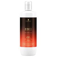 BC OM Argana Oil-in-Shampoo - Шампунь для нормальных и жестких волос, 1000 мл
