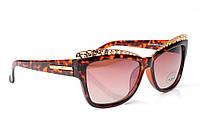 Очки Louis Vuitton s8325 brown женские (без чехла)