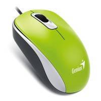 Мышь genius dx-110 usb, green