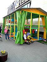 Аттракцион детский игровой лабиринт