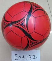 """Мяч резин. E03122 (400шт) 5цветов, 9"""" 80g.в пакете"""