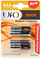Батарейки UFO LR03 NEOX 1x4 pcs