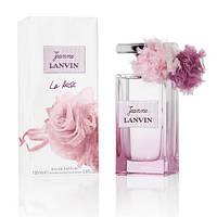 Парфюмированная вода Jeanne Lanvin La Rose (Жанн Ланвин Ля Роз)