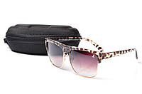 Солнцезащитные очки Louis Vuitton 817-140 женские (без чехла)