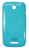 """Чехол для Huawei Y511, """"SGP"""" Blue, фото 1"""