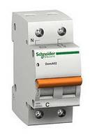 Автоматический выключатель ВА63 2п 10А, фото 1