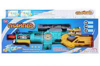 """Автомат   муз. """"Снайпер""""  (коробка) 7444 р.63,5*24,5*6 см /18/"""