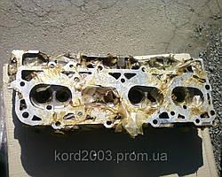 Головка блока цилиндров  ГАЗ -53, ГБЦ  двигателя