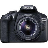 Цифровой фотоаппарат Canon EOS 1300D 18-55 IS Kit (1160C036)