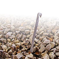 Колышки Wechsel Rock Peg 16cm (6 шт)