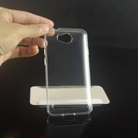 Прозрачный Slim чехол Huawei Y3 II (Y3 2) (0,3 мм)