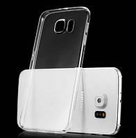 Прозрачный Slim чехол Samsung G570F Galaxy J5 Prime (0,3 мм)