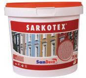 Краска структурная  Sarkotex  25кг