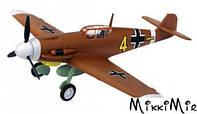 Модель истребителя Messerschmitt BF-109 F-4/TROP , 1:72, 4D Master, Коричневый