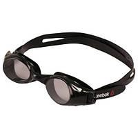 Очки для плавания Рибок черные AY0554